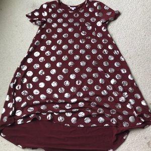 LuLaRoe Medium Carly (?) Dress